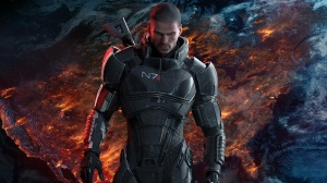 The epic saga of Commander Shepard.
